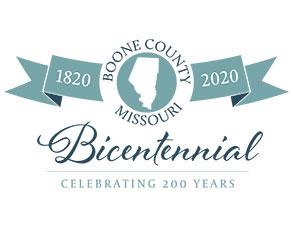 Boone County Bicentennial Celebration logo