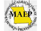 Missouri Agricultural Extension Professionals logo.