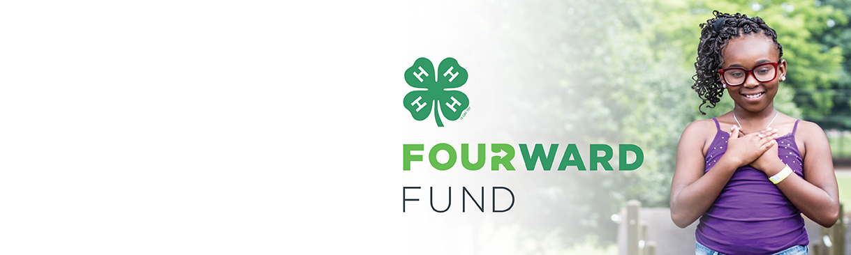 Give to the 4-H Fourward Fund