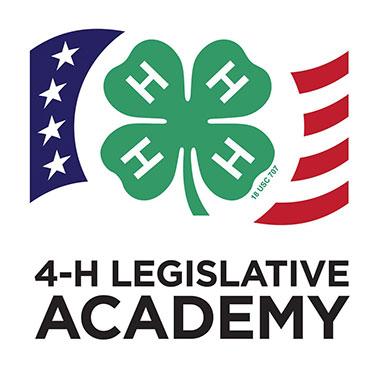 4-H Legislative Academy logo