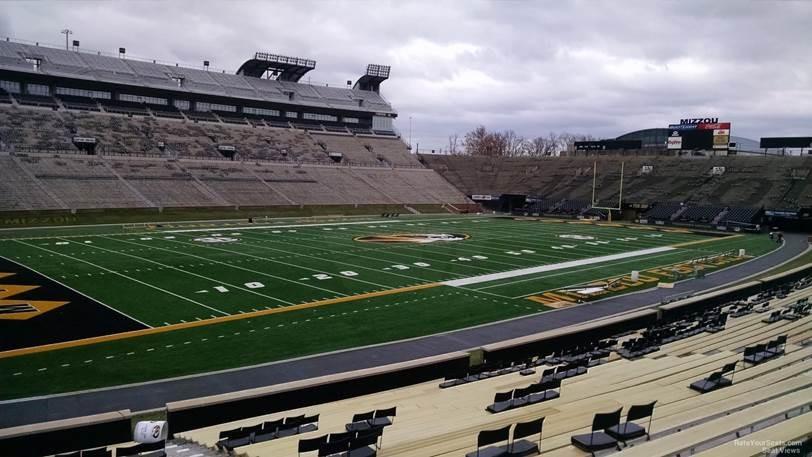 View of Farot Field