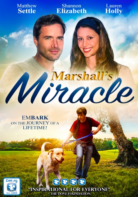Marshall's Miracle movie poster'
