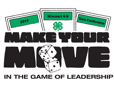 State 4-H Teen Conference - Make Your Move in the Game of Leadership