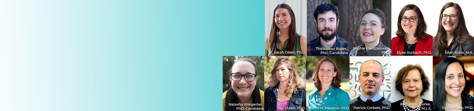 2020 ARIS Fellowship Recipients