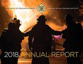 MU FRTI annual report cover