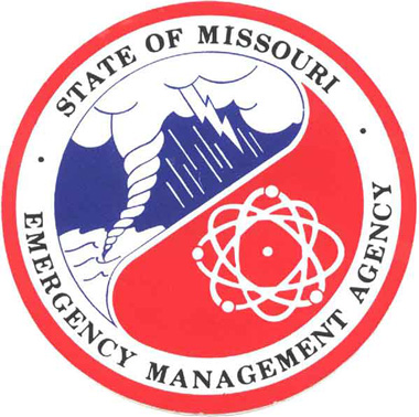 State of Missouri Emergency Management Agency Logo