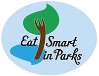 Eat Smart in Parks logo