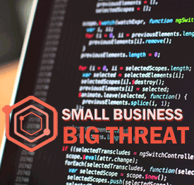 small business, big threat
