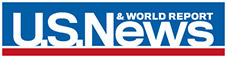 U.S. News and World Report magazine logo
