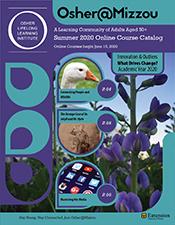 Osher Spring 2020 Semester catalog