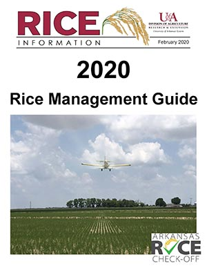 2020 Rice Management Guide