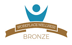 Bronze award banner