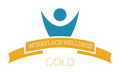 Gold award banner