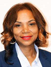 Kayla Dennis, owner of U.S. Essential Supply & Services, LLC